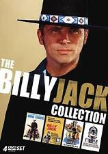 The Billy Jack Collection (DVD, 2009, 4-Disc Set)  - New