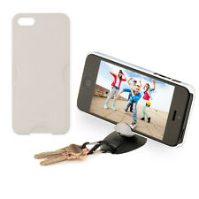 Tiltpod 4-in-1: Tripod, Phone Case, Keychain & Stand for iPhone 5 - 3 Colors