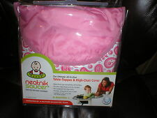 Neatnik Saucer Table Topper High Chair Cover food mess NEW