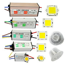 LED Beads Chip Driver 85V-265V Waterproof Constant Current 10W 20W 30W 50W 100W