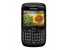 Blackberry Curve 8520 Black Mobile Phone Smartphone Qwerty Unlocked Sim Free