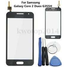 Touch Screen Digitizer Glass Lens + Tools For Samsung Galaxy Core 2 Duos G355H