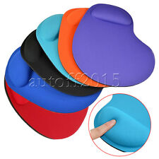 Wrist Mouse Pad Mat Optical Trackball Mousepad Mice Gaming For Computer PC