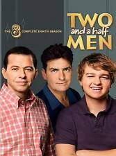 Two and a Half Men: The Complete Eighth Season (DVD, 2011, 2-Disc Set)