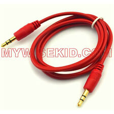 3' ft 3.5mm Aux Audio Car Cable Auxiliary Stereo Cord IPHONE ANDROID iPod MP3 PC