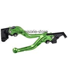 Green Brake Clutch Levers for Ducati Monster 400 600 620 750 1098 HYPERMOTARD