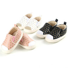COSY Soft Cute Baby Girl Boy Soled PU Leather Shoes Infant Toddler Moccasin HOT