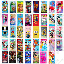 Disney Beach Towel Towel Bath Towel Sauna Towel 70x140 Frozen Thomas Sam (2)