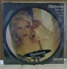 Madonna - Fever - Limited Edition Picture Disc 7 Inch