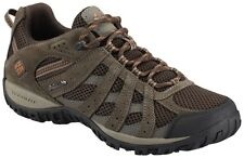 COLUMBIA MENS 9.5, 12,  REDMOND HIKING TRAIL SHOES BREATHABLE NEW!!