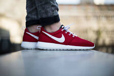 New Nike Roshe One (GS) Gym Red/White/Grey 599728 603 Run YOUTH / KIDS  Sz 5Y