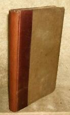 """1st American Edition Alfred Tennyson """"The Princess: A Medley"""" 1848"""