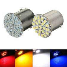 1156 BA15S 1206 22SMD White Car LED Brake Turn Light Wedge Lamp Tail  Brake Bulb