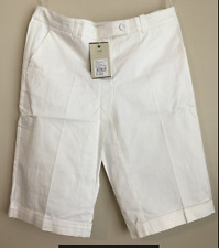BNWT country road womens laides CUFF SHORT stretch Black or cream rrp $89.95