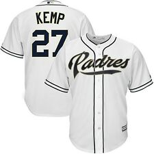 San Diego Padres MLB Mens Matt Kemp Cool Base Player Jersey Big & Tall Sizes