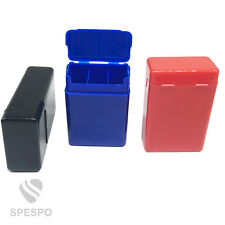 3pcs/Lot New Cigarette Storage Case/box Holder With 3 Compartment Pack-King Size