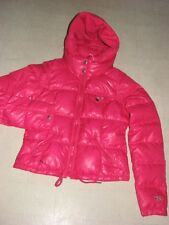 Hollister Womens Hoodie Bubble Zip Down Pink Jacket Sz S/M/L - NWT $99.50
