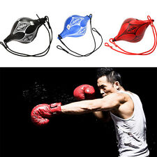 Double End Speed Ball Focus Training Speedball Punching Bag Kick Boxing MMA 3CRE
