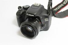 Canon EOS 550D 18MP Digital SLR Camera with 50mm Lens Kit