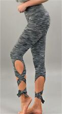 S-M-L Skid Mark Yoga Leggings Ankle Wrap MADE IN USA