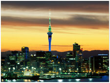 New Postcard for Collection New Zealand Auckland Buy More Save More