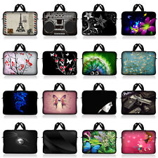 """Laptop Bag Case with Handle to Fit Asus Dell Apple Acer Chromebook 11.6"""" 11"""" 12"""