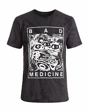 NEW QUIKSILVER™  Mens Bad Medicine T Shirt