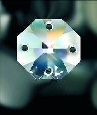 Asfour Crystal 1084, 4-Hole Octagon Chandelier Crystal Prisms