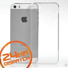 Hot Luxury Ultra Thin Silicone Gel Slim Rubber Case For Iphone5/5s {cb]496