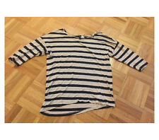 H&M Striped Tee Size 4