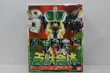 BANDAI Power Ranger Wild Force Gao Ranger DX Gao Muscle Megazord JAPAN ++EC++