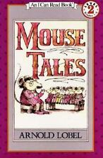 I Can Read Book 2: Mouse Tales by Arnold Lobel (1972, Hardcover)