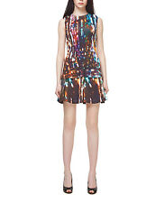 MCQ by Alexander McQueen Abstract Print Dress XS, S