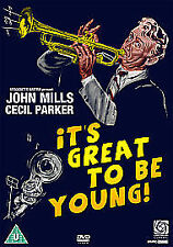 It's Great To Be Young! - DVD - John Mills/Cecil Parker
