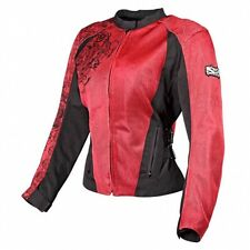 WOMENS SPEED AND STRENGTH WICKED GARDEN MESH JACKET - RED
