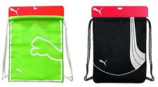 PUMA Monoline or Formation Shoe Carry Sack Youth Backpack Book Bag