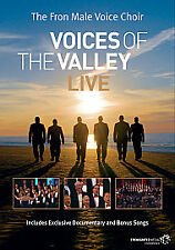 Voices Of The Valley Live - The Fron Male Voice Choir (DVD, 2008)