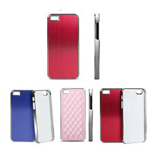 Aluminum Ultra-thin Metal Hard Case Back Cover For Apple iPhone 5/ 5S