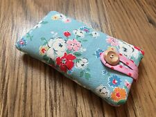 iPhone 7 / 7 Plus Padded Case Cover Made With Cath Kidston Clifton Rose Fabric