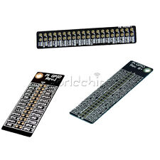 GPIO Pin Reference Double Side Board for Raspberry Pi 2 Model B / B+ Black US