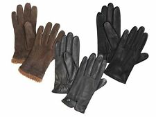 ESMARA Ladies Genuine Leather gloves Leather gloves High-quality Women's gloves