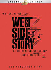 WEST SIDE STORY - 2 DISC COLLECTOR'S EDITION + SCRAPBOOK ****NEW DVD SET****