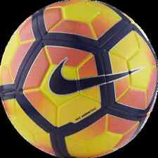 Nike Strike Football Hi-Vis Footballs Yellow Ball Coloured Football