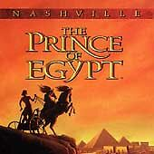 The Prince Of Egypt: Nashville 2001 by Pam Tillis; Vince Gill (Disc Only)