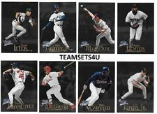 1999 Fleer Brilliants (Base 1-125) Baseball Set ** Pick Your Team **