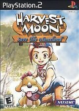 Harvest Moon: Save the Homeland PS2 GAME COMPLETE SONY PLAYSTATION 2 GAME