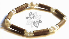 Hazelwood  Therapeutic Water Pearls Bracelet or Anklet *