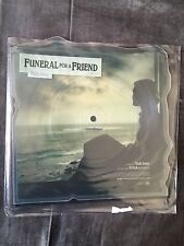 "FUNERAL FOR A FRIEND - Walk Away/Africa - UK SHAPED 7"" VINYL + INSERT"