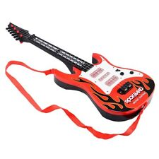 4 Strings Kids Music Electric Guitar Musical Instruments Educational Toy