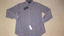 Tommy Hilfiger Mens Plaid Long Sleeve Button Down Multicolors & Sizes-NWT $69.50